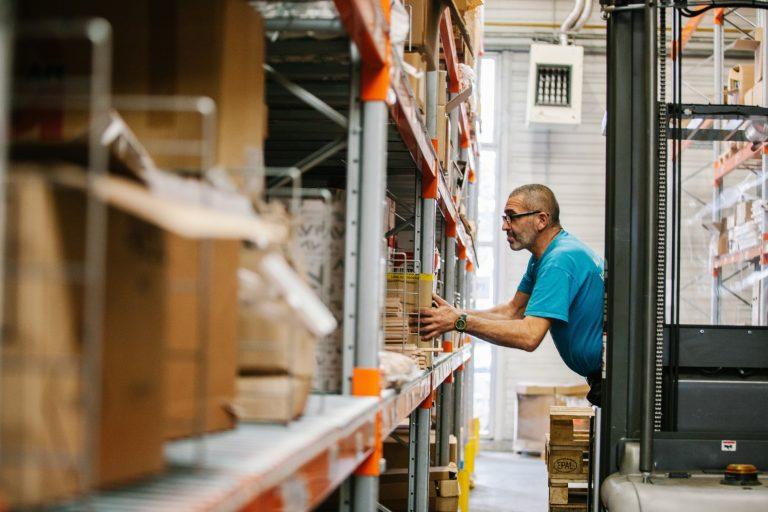 Inventário de estoque com SAP Business One