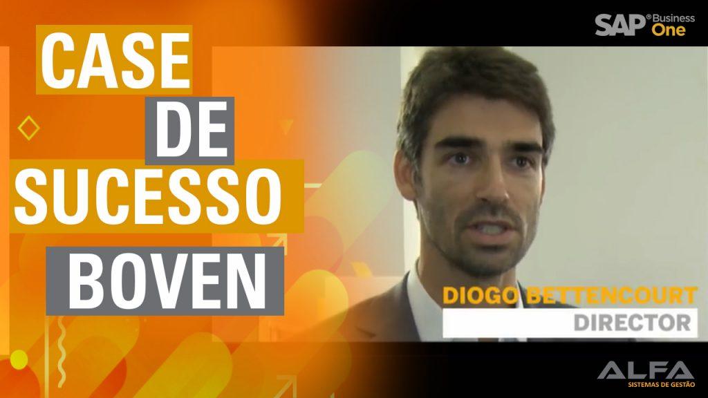 Diogo Bettencourt - Diretor da Boven