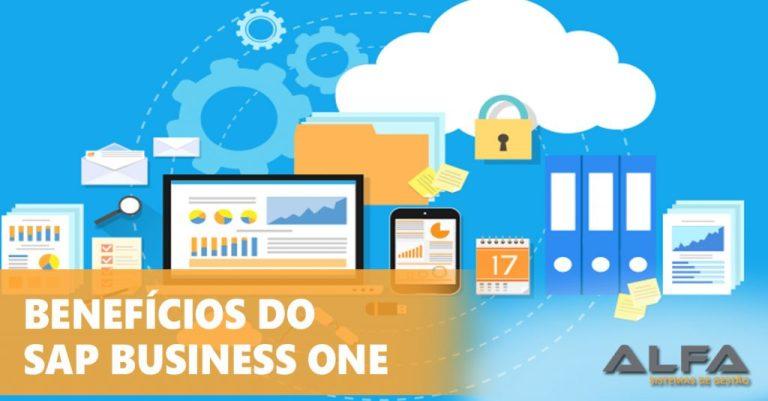 Benefícios do SAP Business One