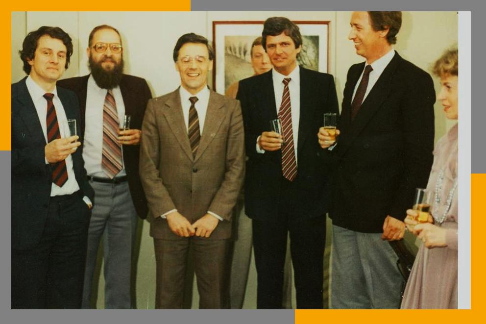 Fundadores desde SAP Plattner Hopp Hector Tschira Wellenreuther