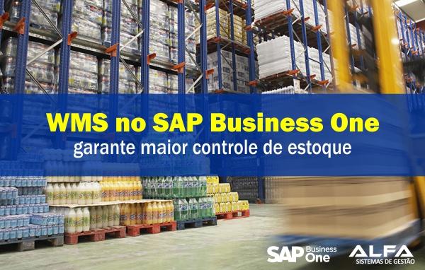 WMS no SAP Business One garante maior controle de estoque