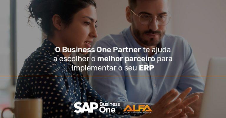Business One Partner: saiba como escolher o parceiro ideal para a sua empresa