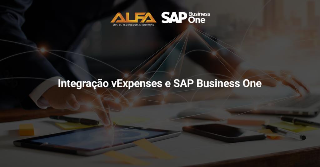Integração vExpenses e SAP Business One