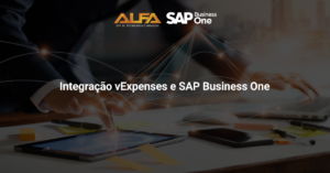 Integração vExpenses e SAP Business One