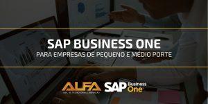 SAP para PMES pequenas e médias empresas
